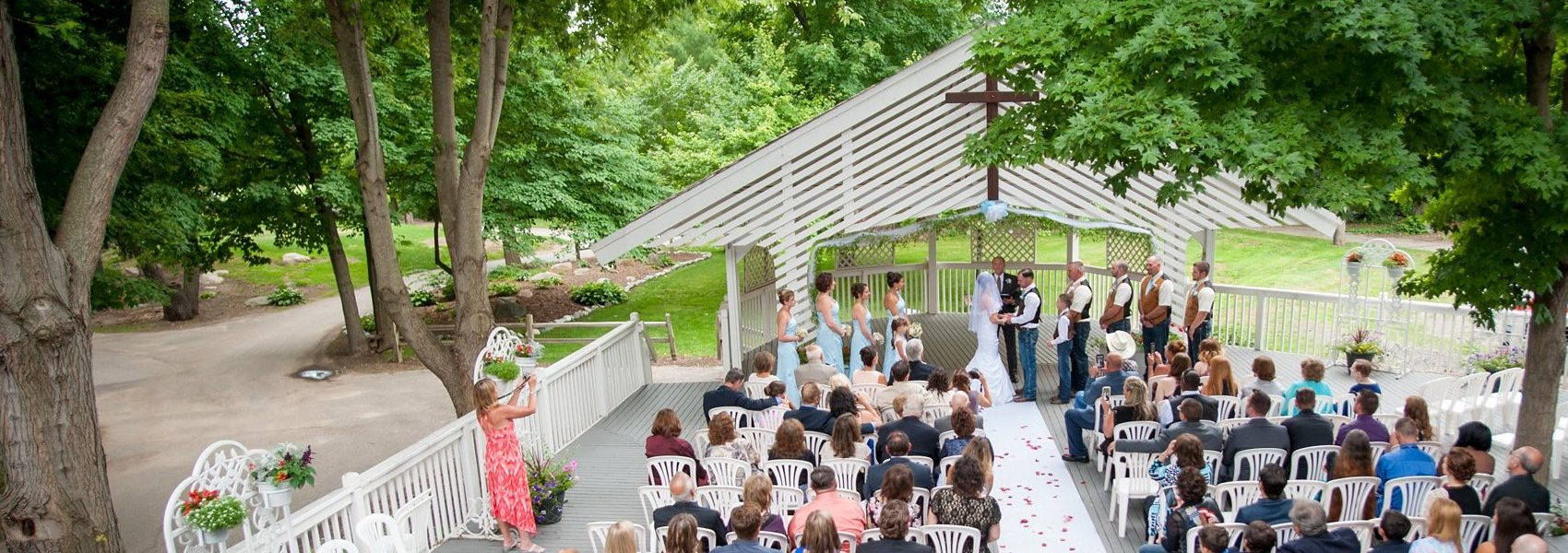 outdoor ceremony venues
