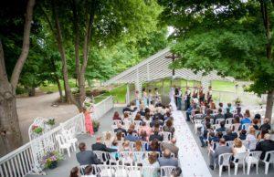 outdoor ceremony venues