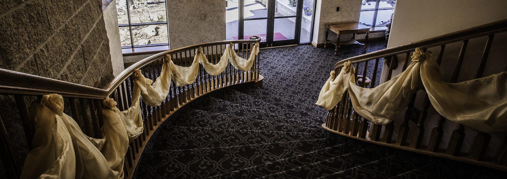 wedding reception ballrooms